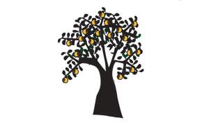 Plantaremos un árbol y lo bautizaremos con el nombre que decidas. Serás el dueño de sus frutos (80 Kg/año) que podrás pedir que te enviemos con la periodicidad que prefieras. Ejemplo: puedes pedir que te enviemos 10 Kg cada 15 días durante 4 meses.
