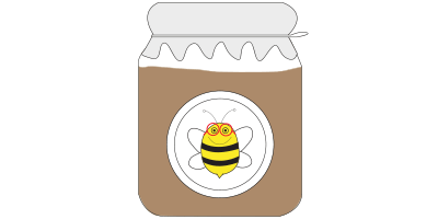 Miel de montaña<br>(500gr)