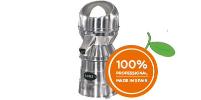 Presse-agrumes professionnel<br>fabrication artisanale espagnole