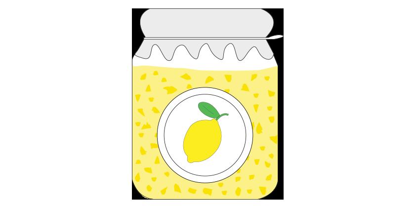 Mermelada de limon<br>con agave (420gr)