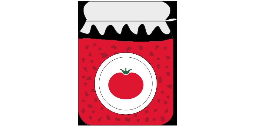 Mermelada de tomate<br>(420g)