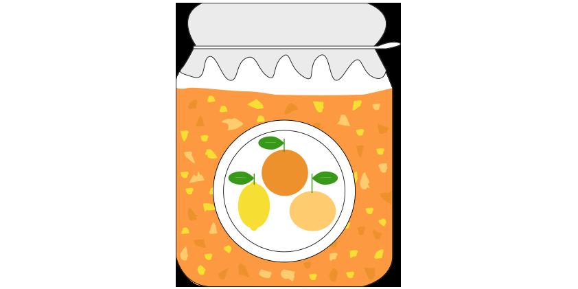 Mermelada de 3 cítricos<br>(420gr)